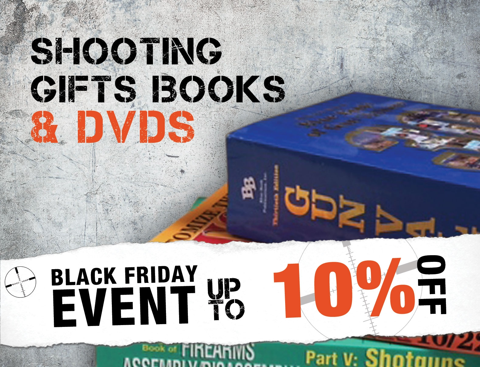 Shooting Gifts, Book & DVDs