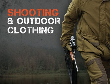 Shooting & Outdoor Clothing