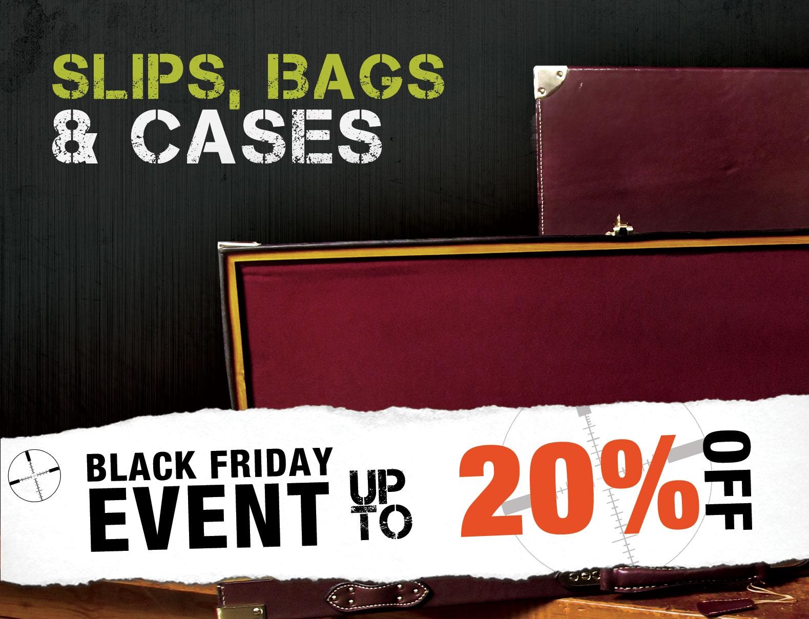 Shotgun Slips, Bags & Cases