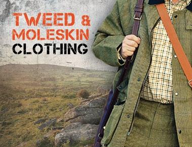 Tweed & Moleskin Clothing