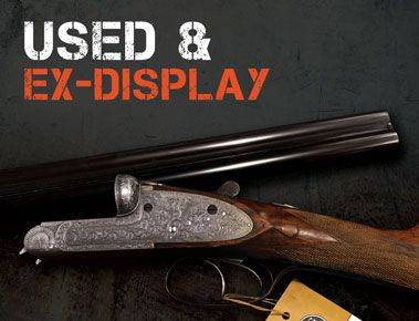 Used & Ex Display Guns