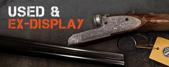 Used & Ex Display Guns