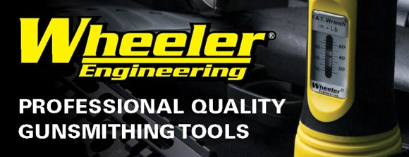 Wheeler Gunsmithing Tools