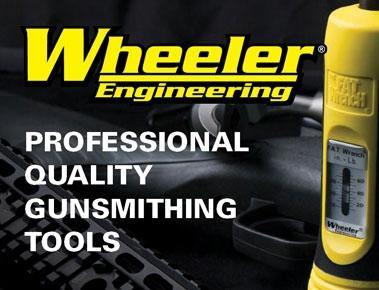 Wheeler Rifle Accessories