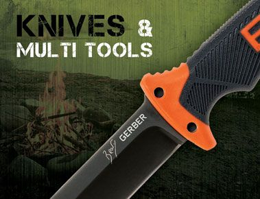 Knives & Multi Tools