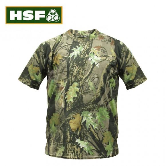 Hsf Lightweight Gods Camo T-shirt, Short Sleeved