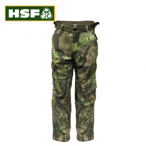 HSF Trend Deluxe Gods Camo Trouser
