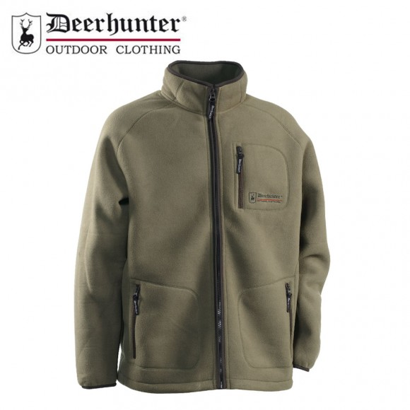 Deerhunter Colville Fleece Jacket