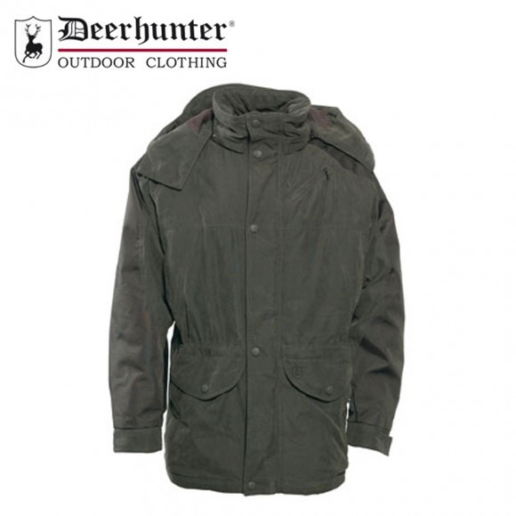 Deerhunter Smallville 2.G Jacket Hitena Reinforced, Deer-Tex Membrane