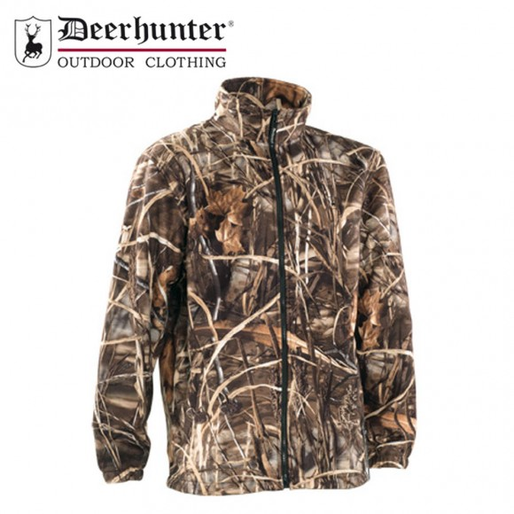 Deerhunter Avanti Fleece Camo Jacket