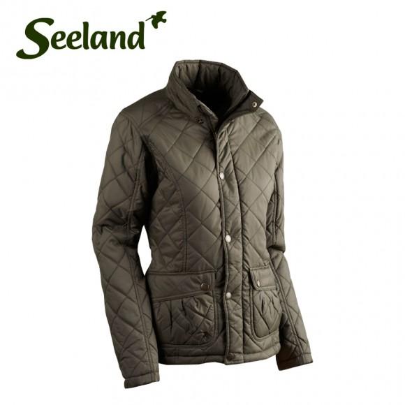 Seeland Cottage Quilt Lady Jacket