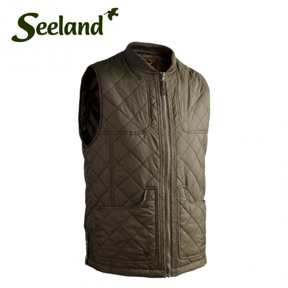 Seeland Cottage Quilt Waistcoat