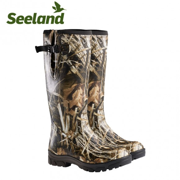 Seeland Allround 18 4mm Wellington Realtree Max-4 10