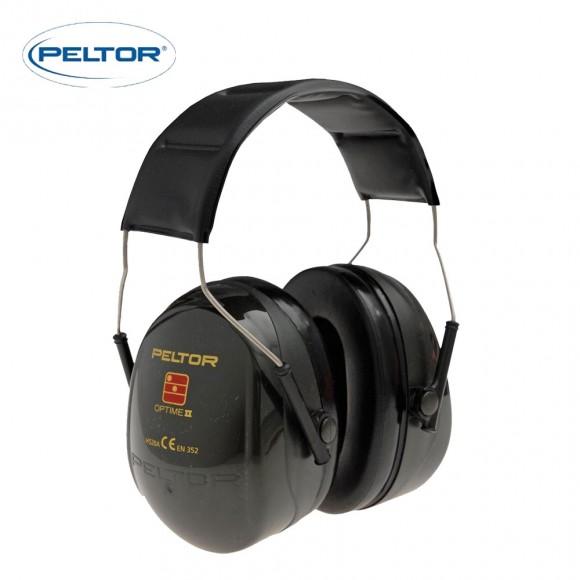 Peltor Green Optime II Ear Defender