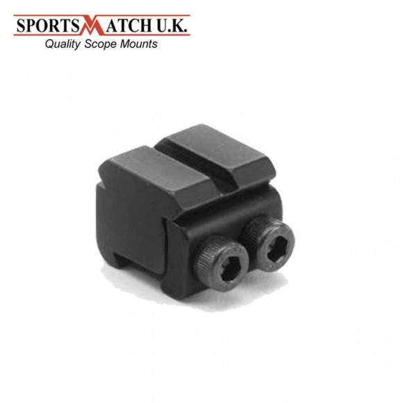 Sportsmatch Ab3 Arrestor/Raiser Block 9.5-11mm Dovetail