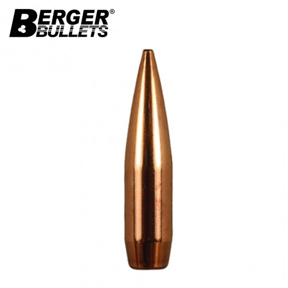 Berger 30 Cal Match VLD Hunting Bullets 100pk