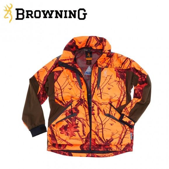 Browning Xpo Light Zippin Jacket Moblz