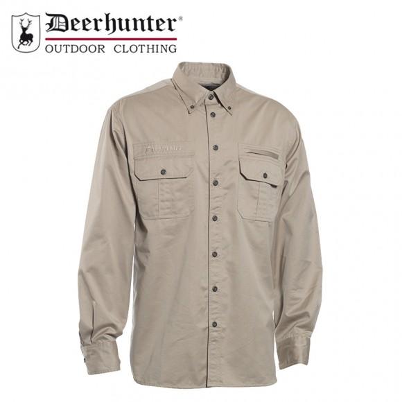 Deerhunter Caribou Hunting Shirt Chinchilla
