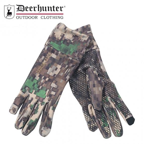 Deerhunter Predator Gloves In-Eq Camo