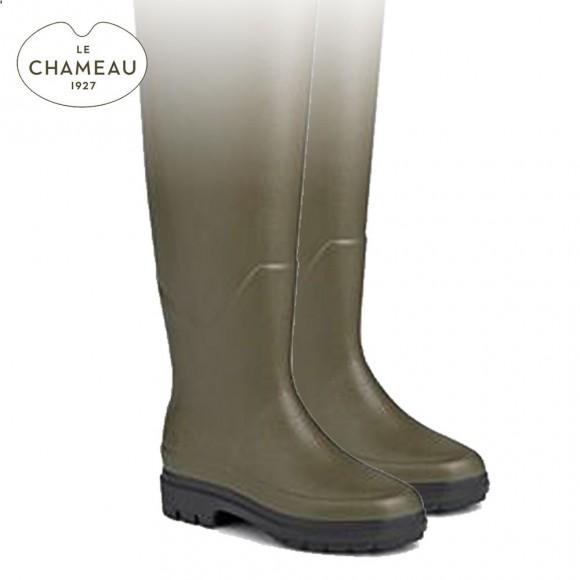 Le Chameau Deltanord Neoprene Lined Waders - Vert Chameau (Mens)