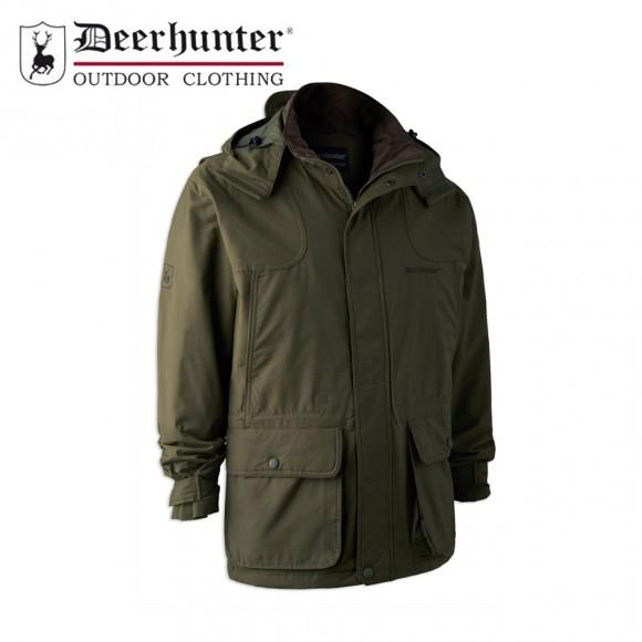 Deerhunter Highland Long Jacket Ivy Green