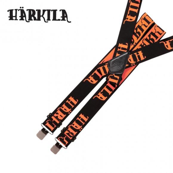 Harkila Carl Eric Braces - Orange