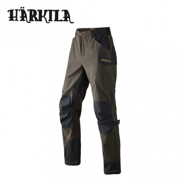 Harkila Ingels Trouser Shadow Brown/Black 35 Leg