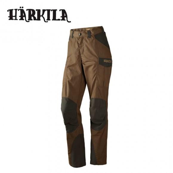 Harkila Gevar Lady Trousers Slate Brown/Shadow Brown