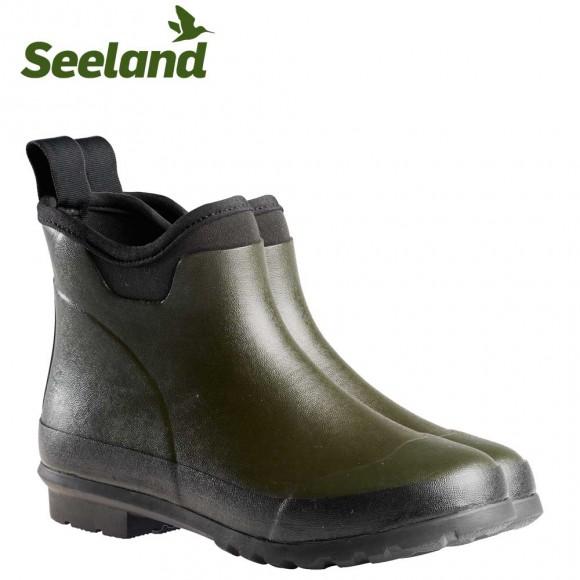 Seeland Countrylife Lady 6.5 Inch 3mm Cs Boot Dark Green