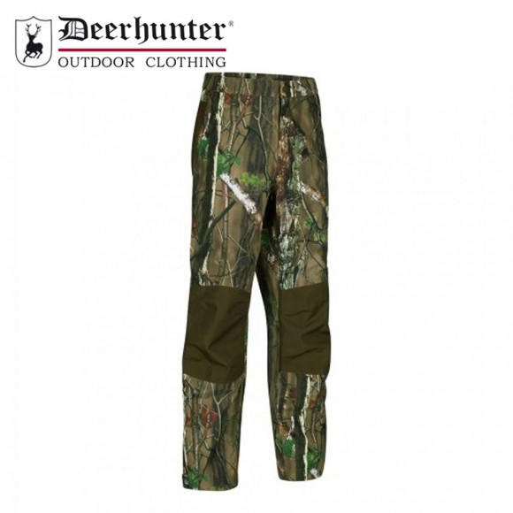 Deerhunter Track Rain Trousers Innovation Camo