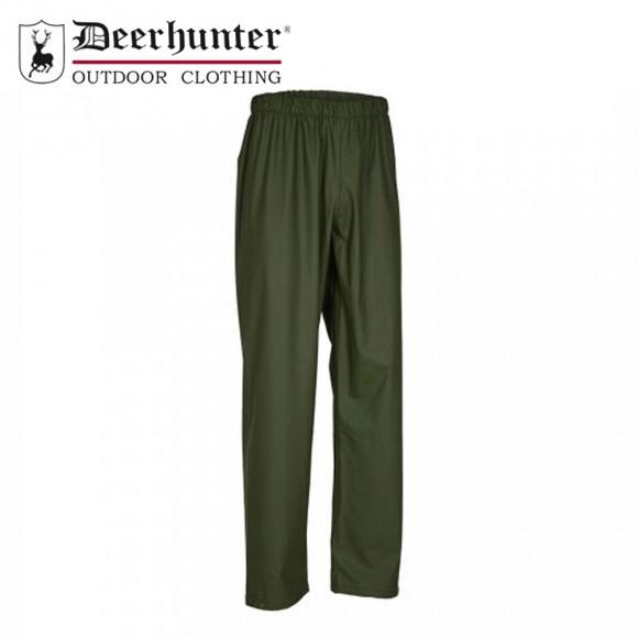 Deerhunter Hurricane Rain Trousers Art Green