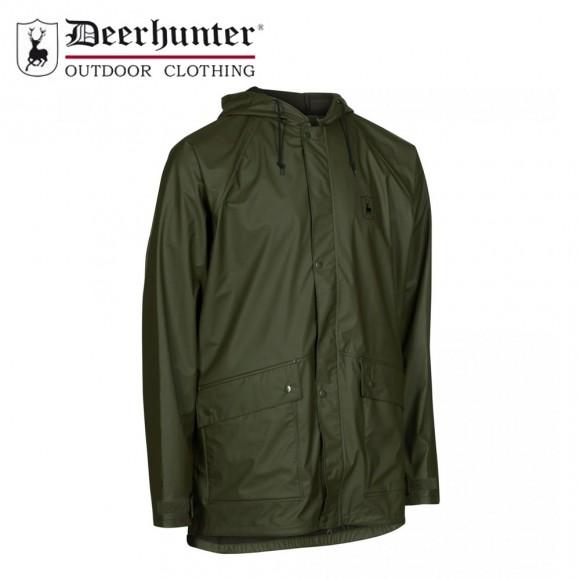 Deerhunter Hurricane Rain Jacket Art Green