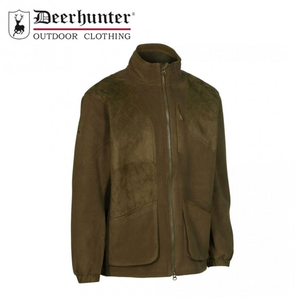 Deerhunter Bonded Shooting Jacket Canteen