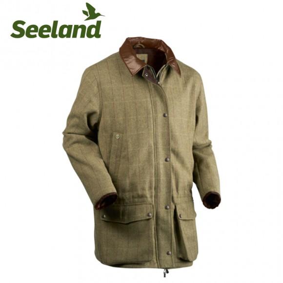 Seeland Ragley Jacket Moss Check