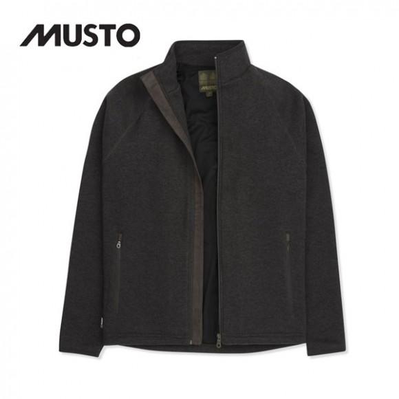 Musto Polartec Windjammer Fleece Jacket Liquorice