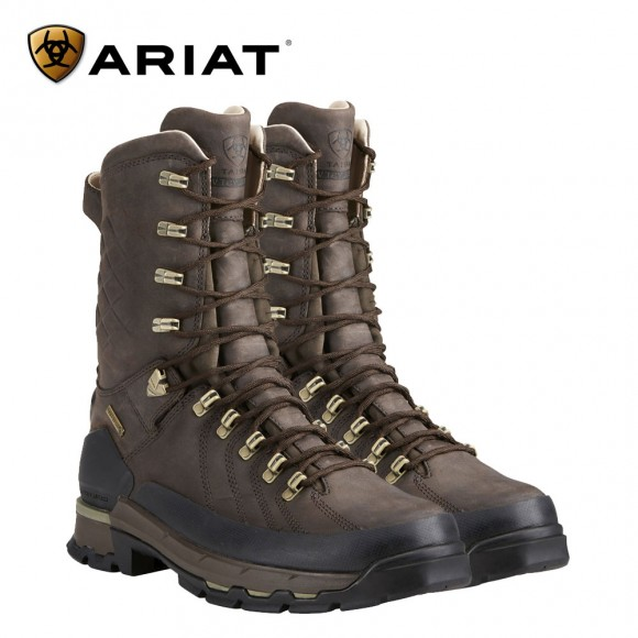 Ariat Catalyst Vx Defiant 10 Inch Gtx 400G - Bitter Brown (Mens)