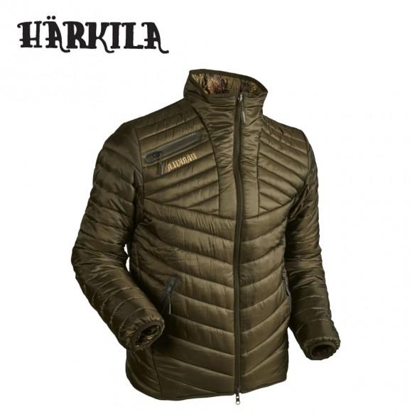 Harkila Lynx Insulated Reversible Jacket Wilow Green/Forest Green