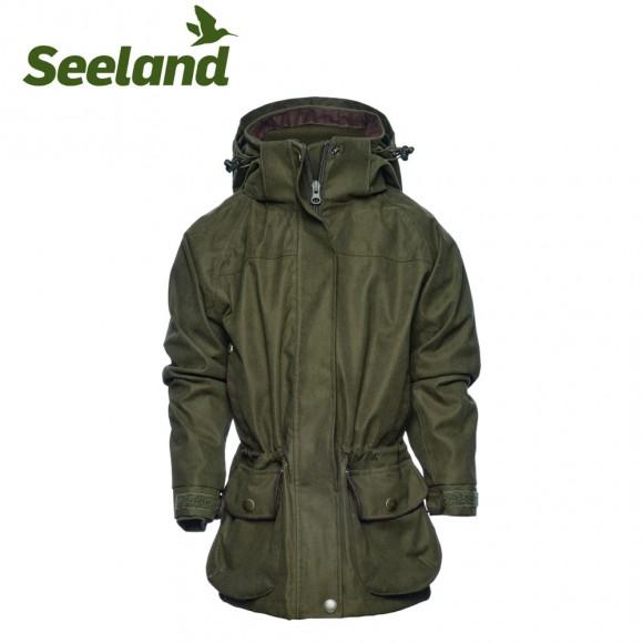 Seeland Woodcock II Kids Jacket Shaded Olive