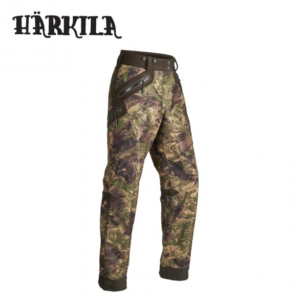 Harkila Stealth Trousers Axis Msp Forest Green