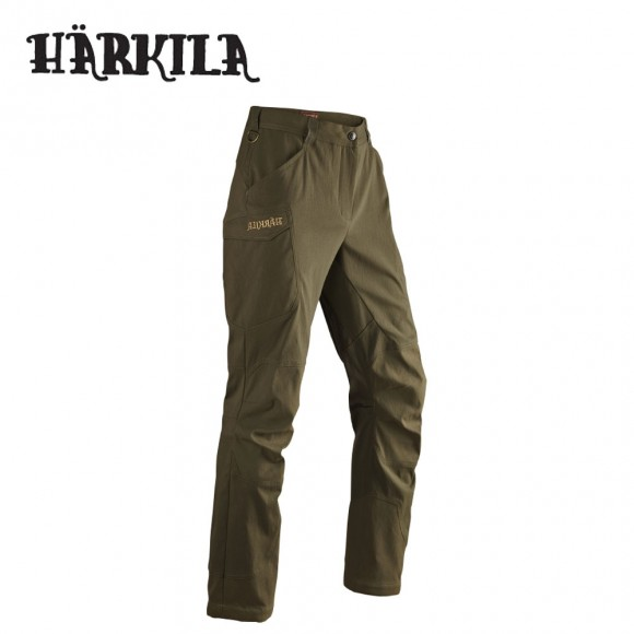 Harkila Ingels Trousers Willow Green 35Leg
