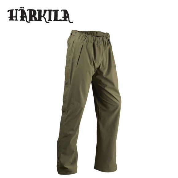 Harkila Orton Packable Trousers Dusty Lake Green