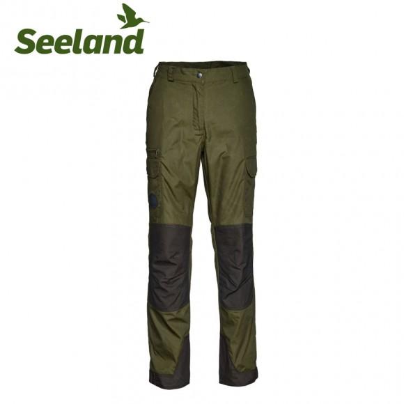 Seeland Key Point Reinforced Trousers Pine Green