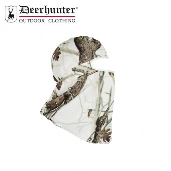 Deerhunter Snow Pull-Over Set Inc Facemask Innovation Snow Camo