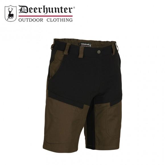 Deerhunter Strike Shorts Fallen Leaf