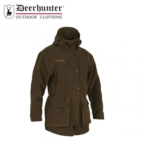 Deerhunter Pro Game Keeper Jacket Peat