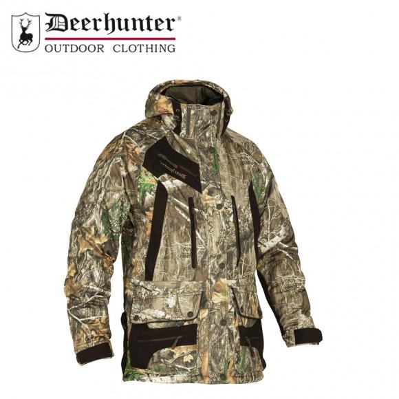 Deerhunter Muflon Jacket Realtree Edge Camo