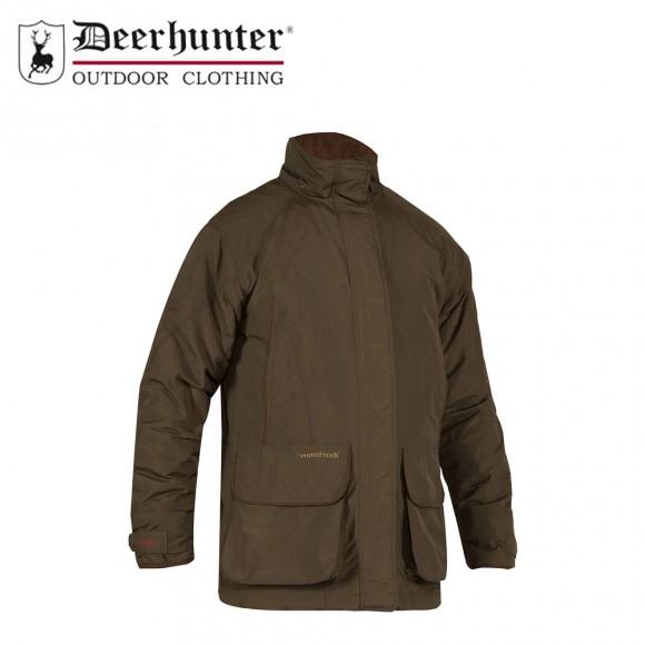 Deerhunter Wingshooter Jacket Graphite Green