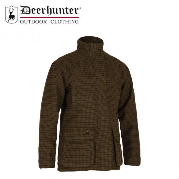 Deerhunter Beaulieu Jacket Chestnut