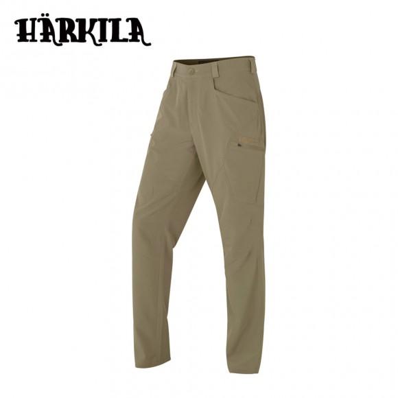 Harkila Herlet Tech Trousers Light Khaki