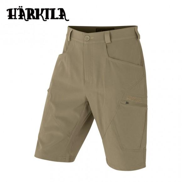 Harkila Herlet Tech Shorts Light Khaki